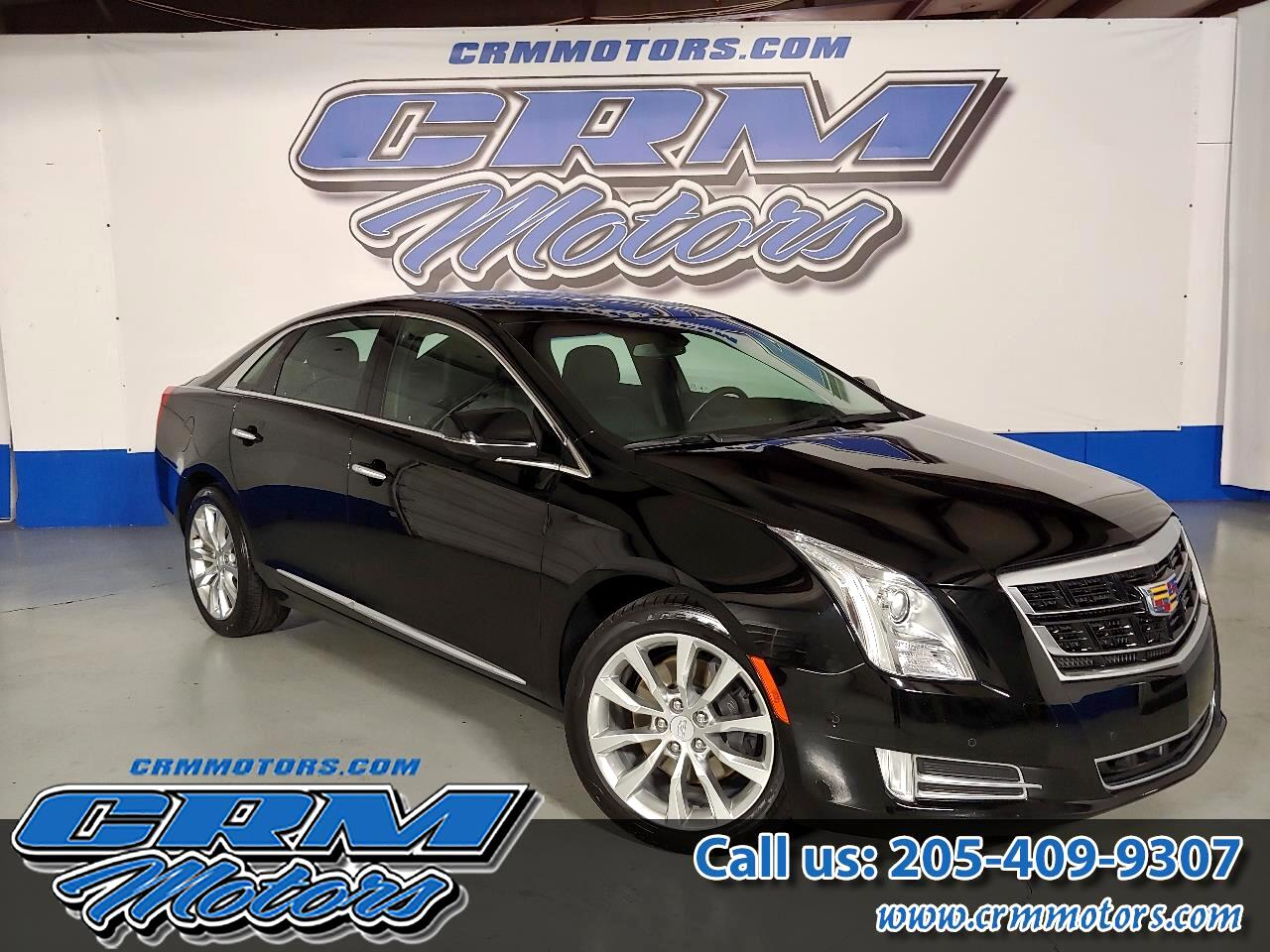 2016 Cadillac XTS LUXURY COLLECTION, SUPER LOW MILES!