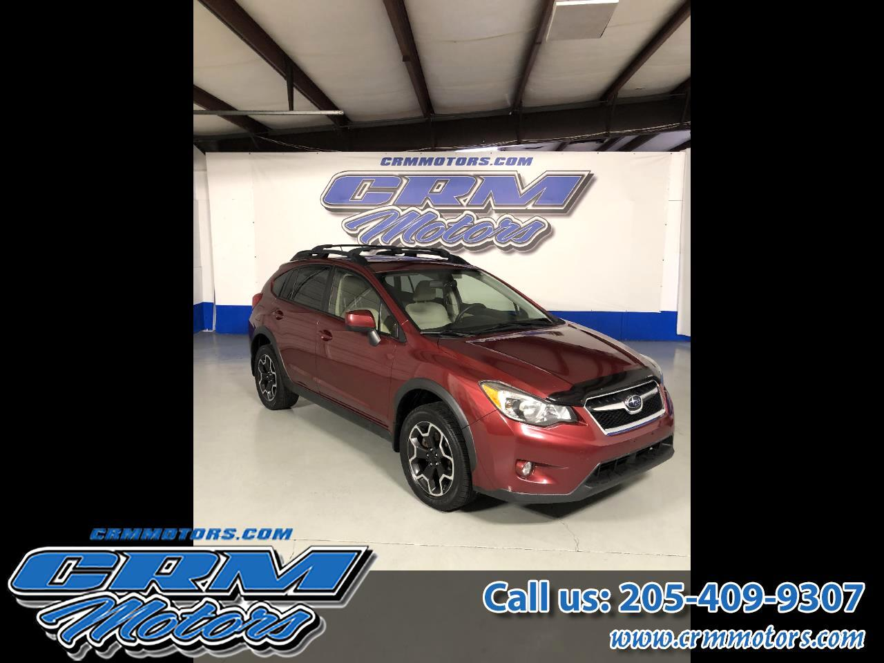 2013 Subaru XV Crosstrek PREMIUM WITH MANUAL TRANSMISSION!