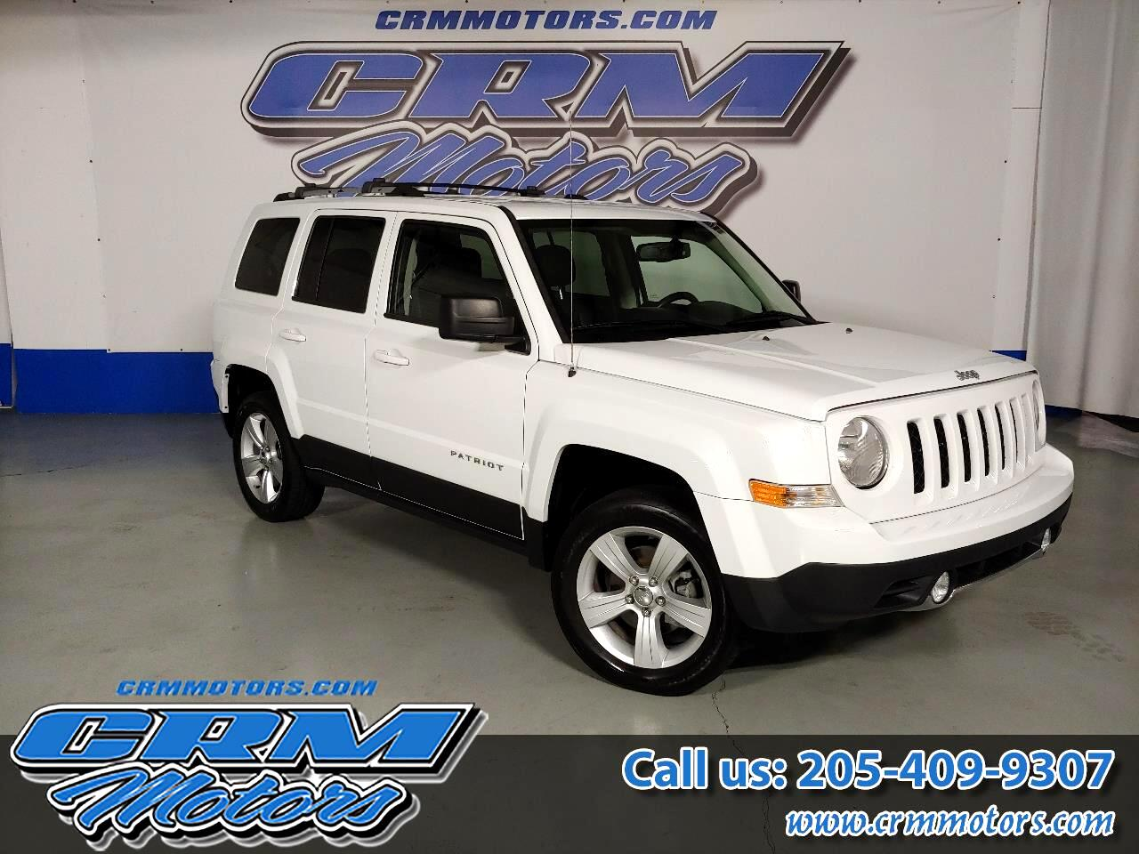 2014 Jeep Patriot 4WD 4dr Limited