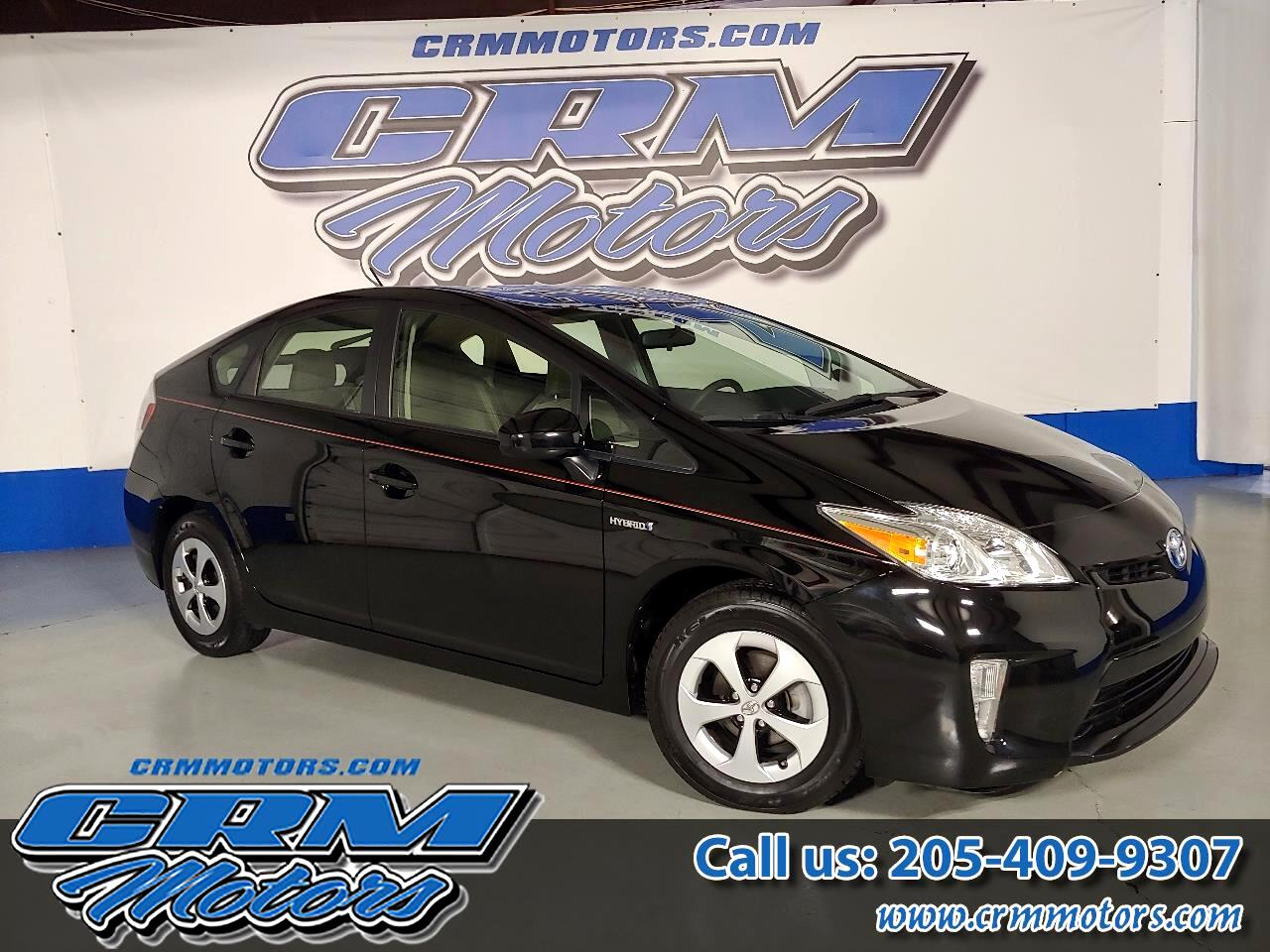 2015 Toyota Prius 5DR HATCHBACK, VERY CLEAN!