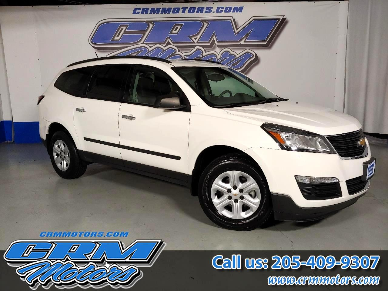 2015 Chevrolet Traverse FWD, CLEAN, LOW PAYMENT!