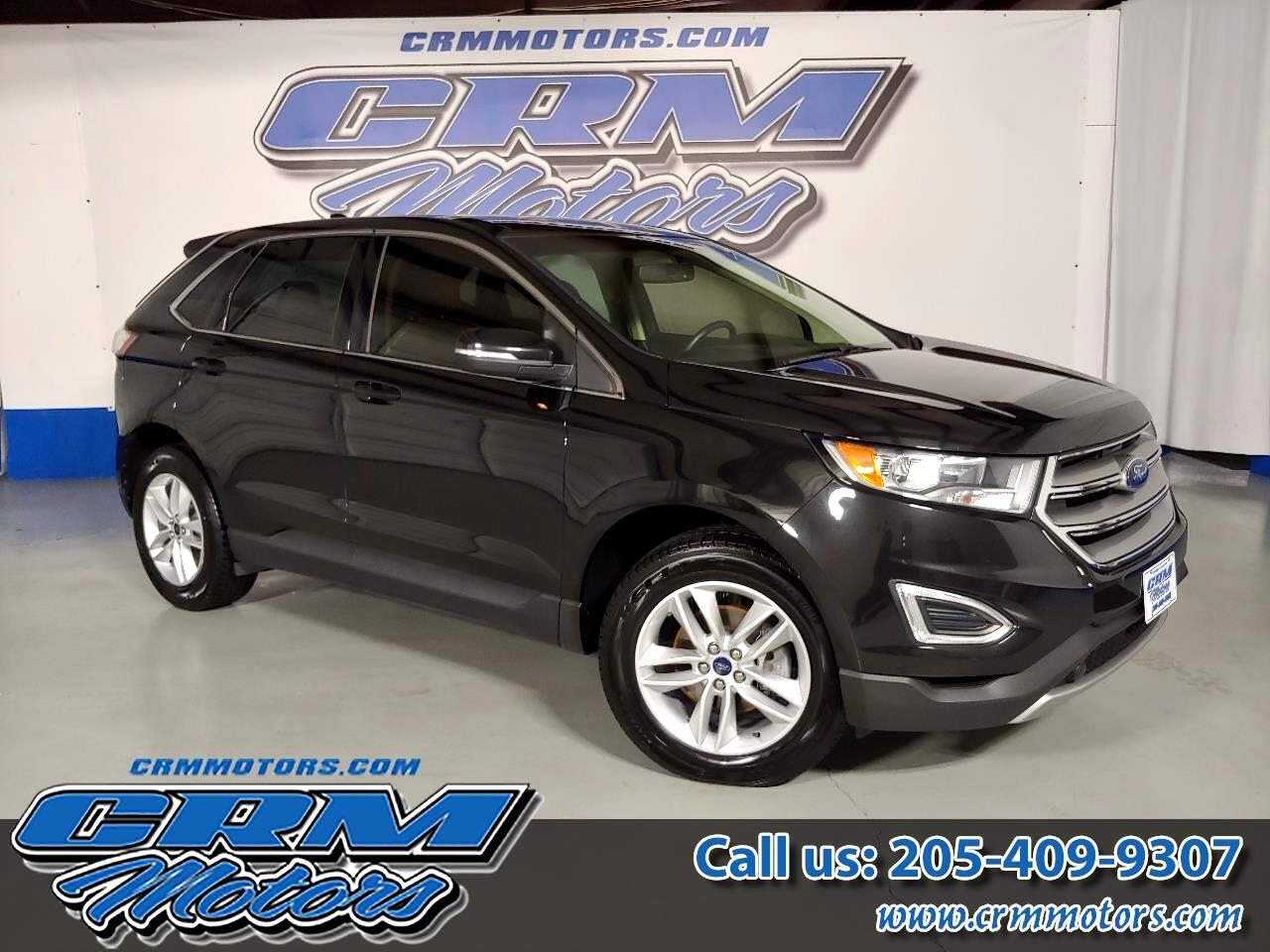 2015 Ford Edge SEL, FWD, NO ACCIDENTS, CLEAN!