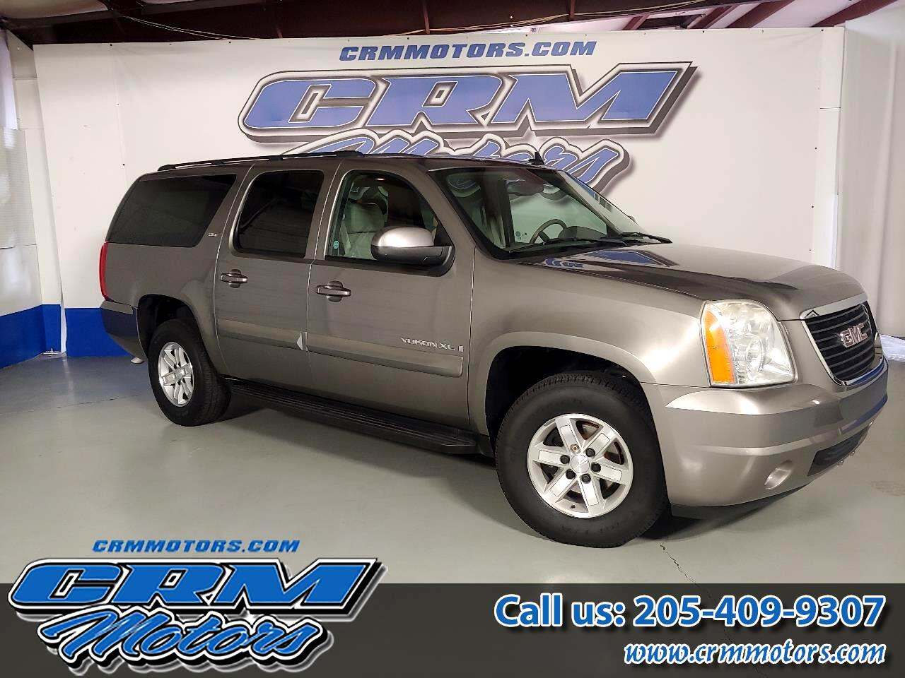 2008 GMC Yukon XL 2WD SLT, LEATHER, CAPT CHAIRS, & MORE!