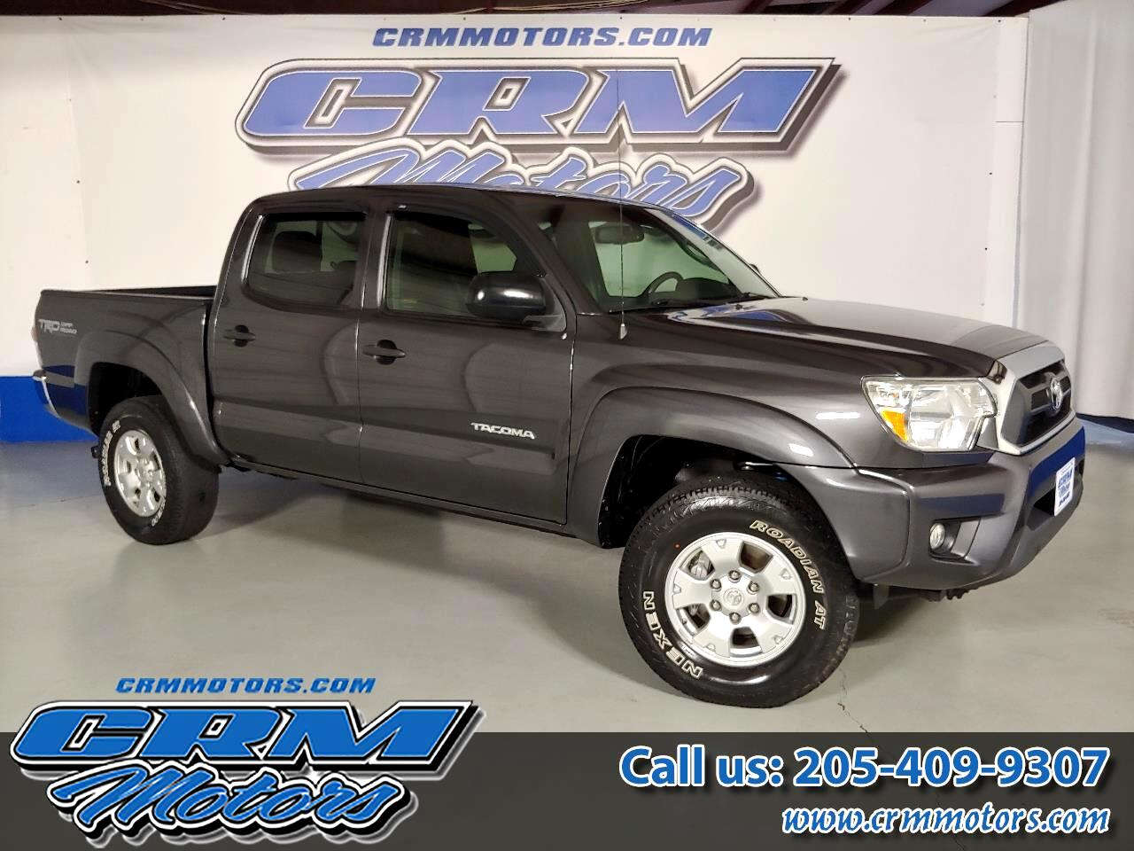 2013 Toyota Tacoma 2WD DOUBLE CAB 2WD, BRAND NEW!
