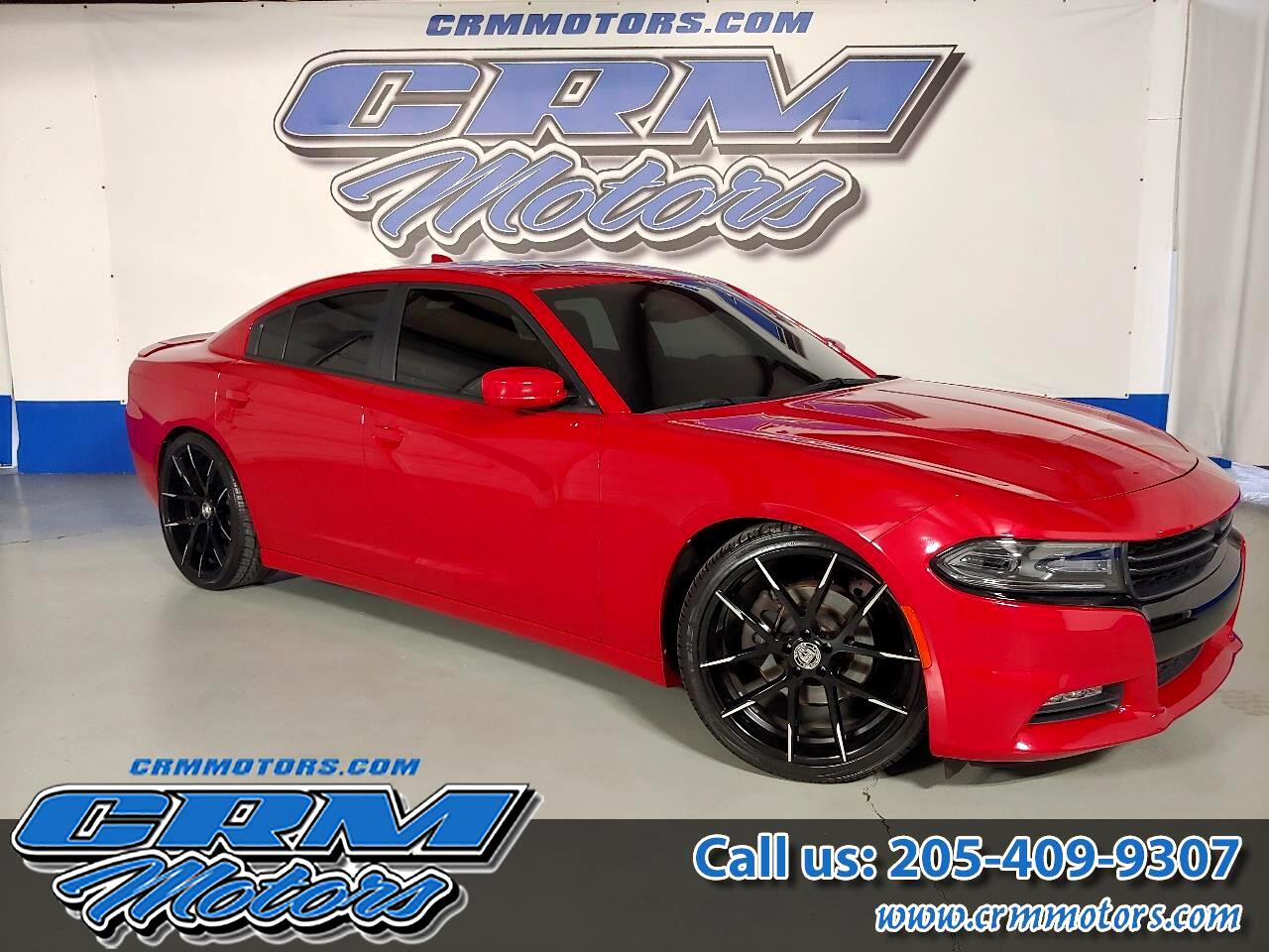 2015 Dodge Charger 4DR ROAD/TRACK WITH LAUNCH MODE! 22IN WHEELS!