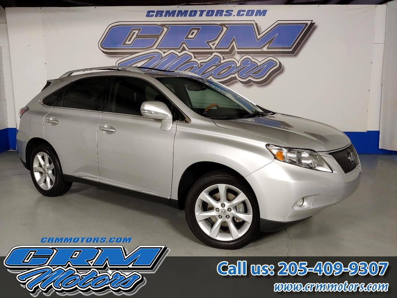 2012 Lexus RX 350 AWD, ONE OWNER!