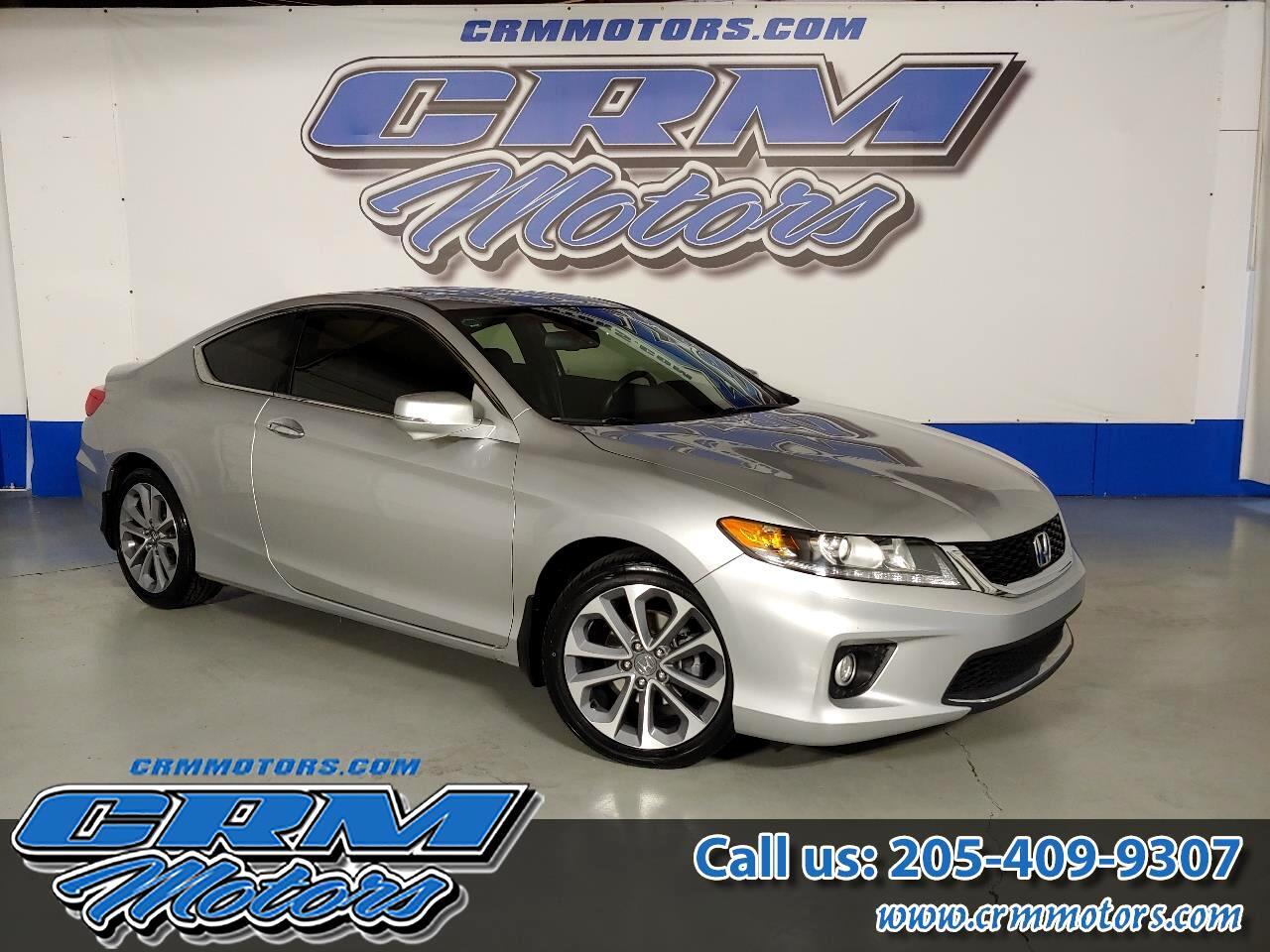 2015 Honda Accord Coupe 2dr V6 Auto EX-L
