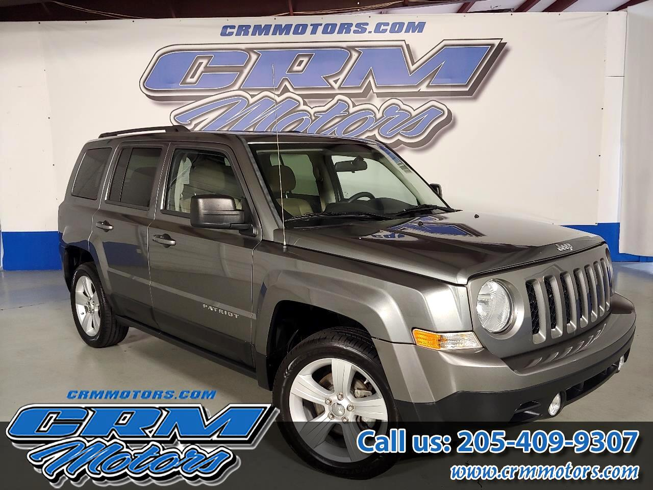 2012 Jeep Patriot FWD 4dr Latitude