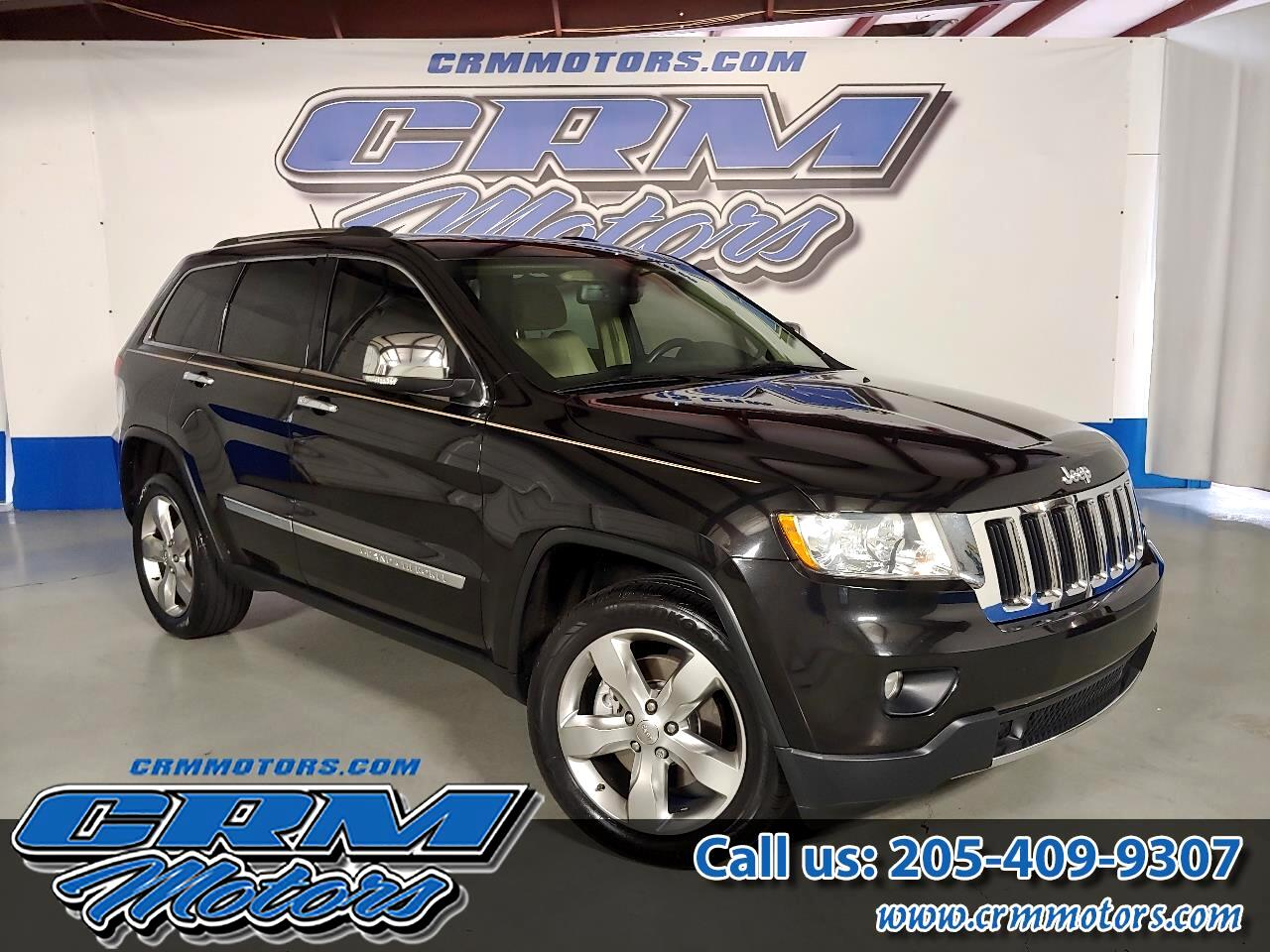 2013 Jeep Grand Cherokee 4WD 4dr Limited