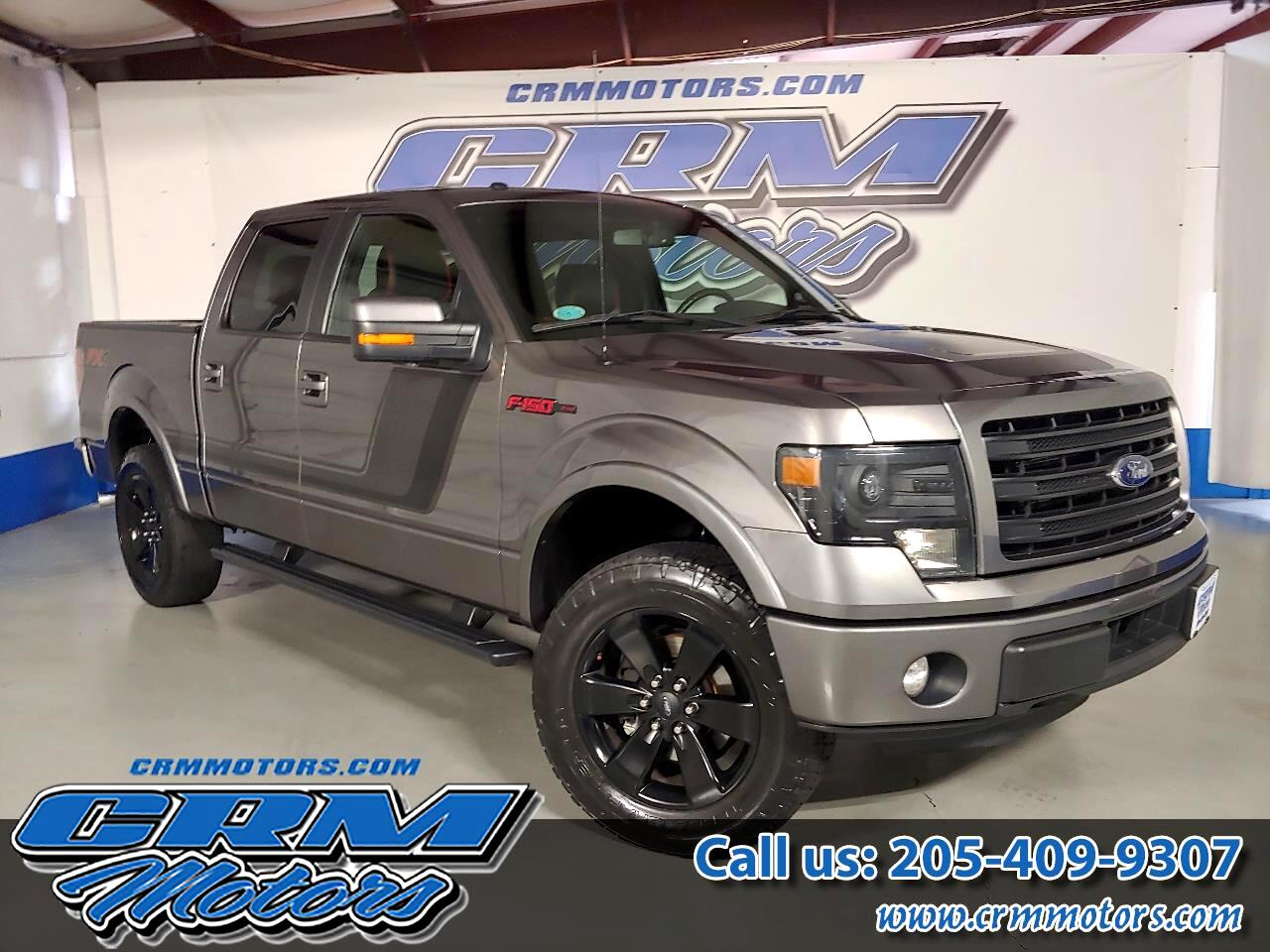 2014 Ford F-150 4WD FX4 SUPERCREW WITH EVERY OPTION!