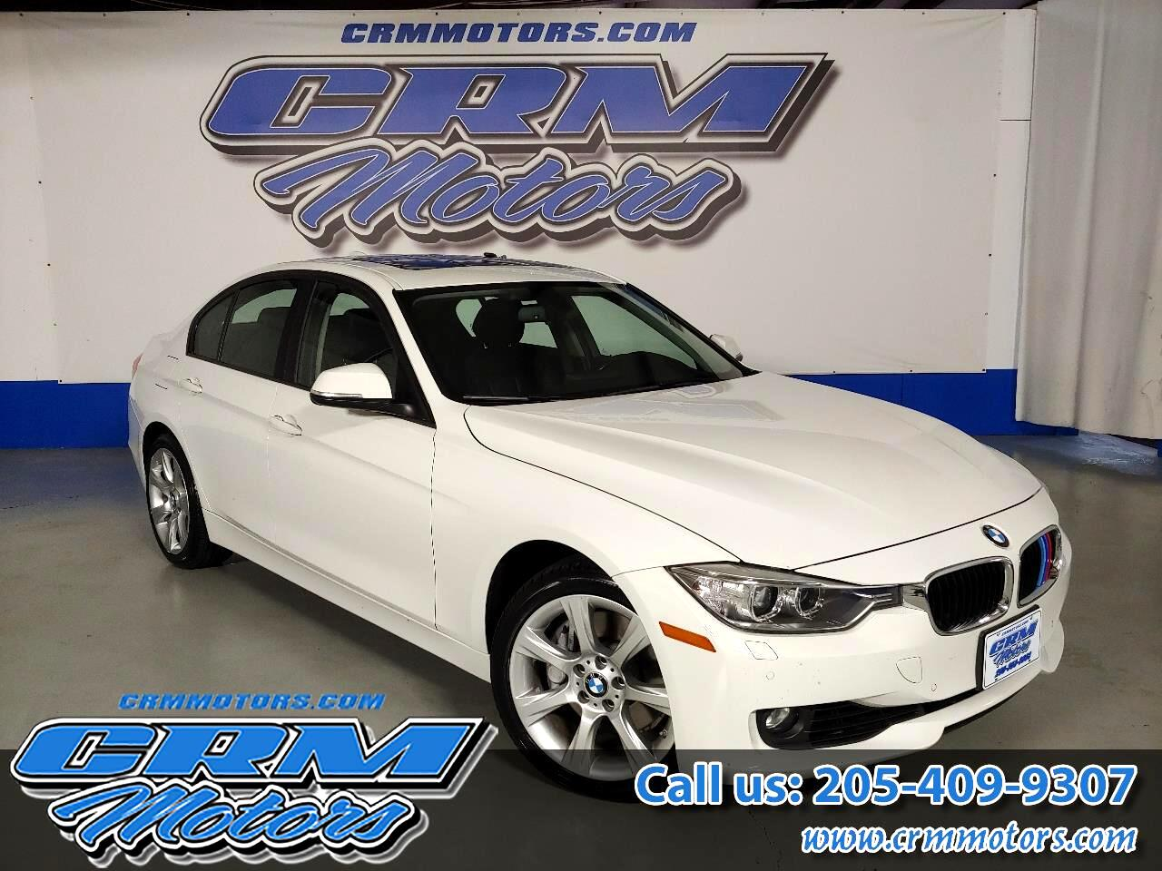 BMW 3 Series 4dr Sdn 335i xDrive AWD 2014