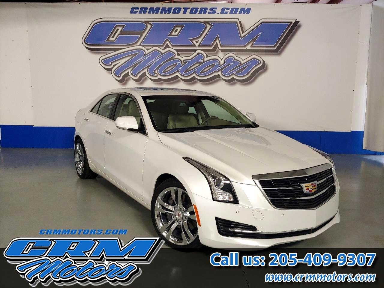 2016 Cadillac ATS Sedan 4dr Sdn 3.6L Luxury Collection RWD