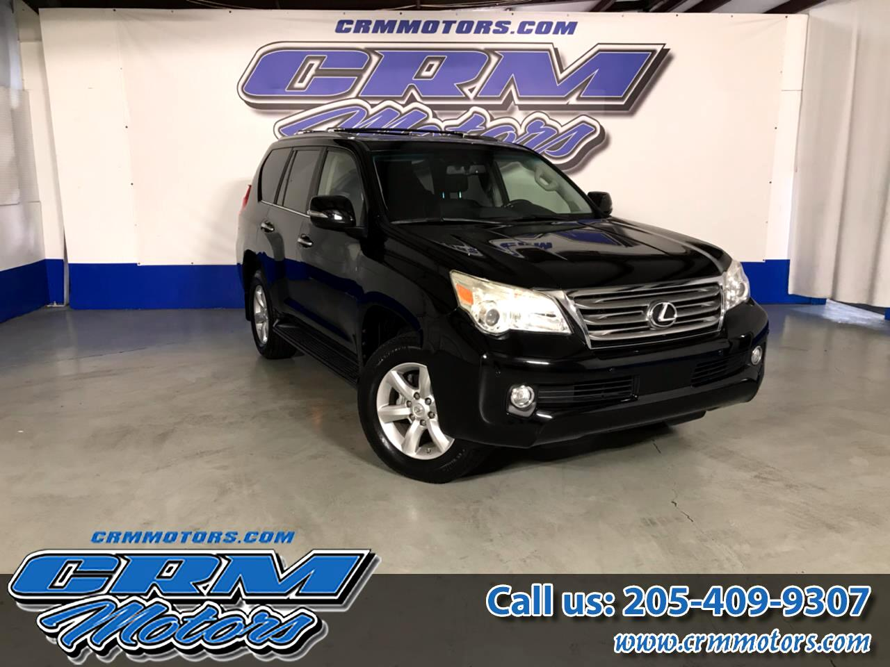 2010 Lexus GX 460 4WD LUXURY FULLY LOADED! LIKE NEW AND LOW MILES!