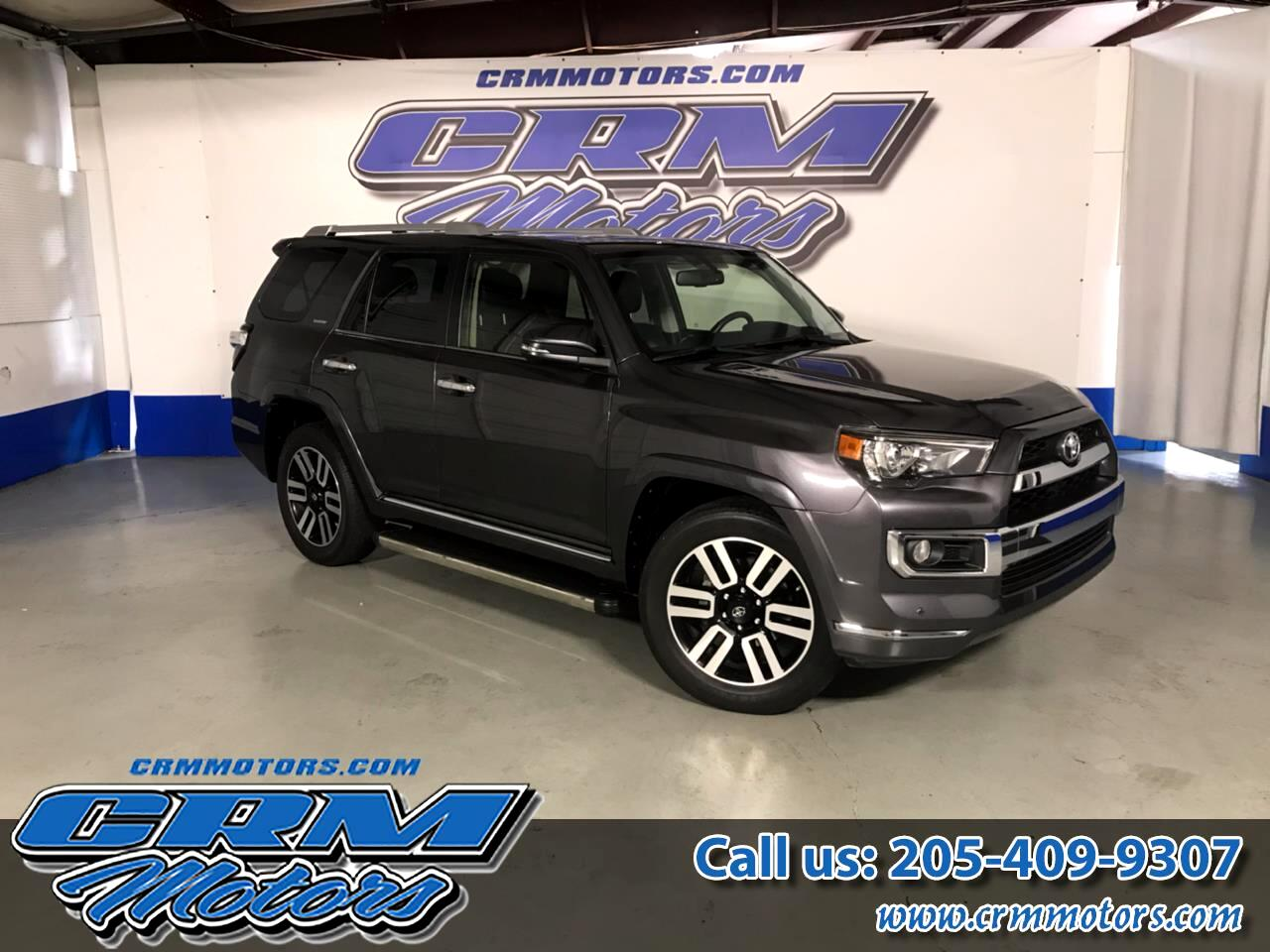 2016 Toyota 4Runner LIMITED ,BEAUTIFUL COLOR, FULLY LOADED! WOW!