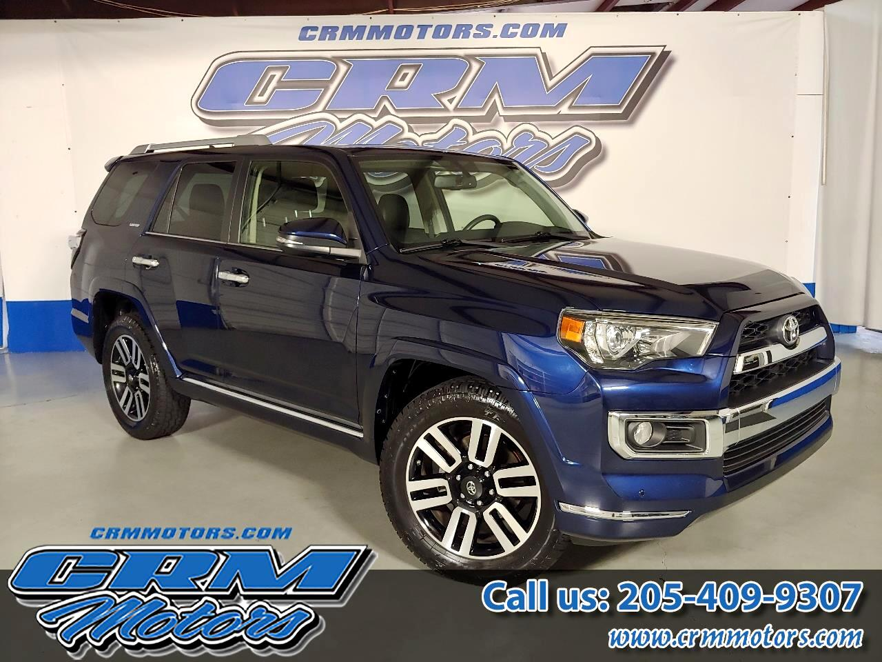 2016 Toyota 4Runner RWD LIMITED WOW!