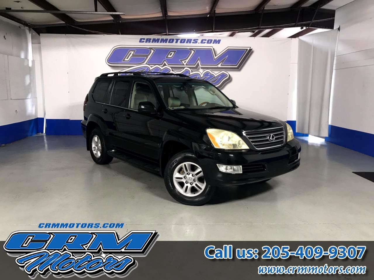 2003 Lexus GX 470 AWD LUXURY, SO CLEAN! NO ACCIDENTS!