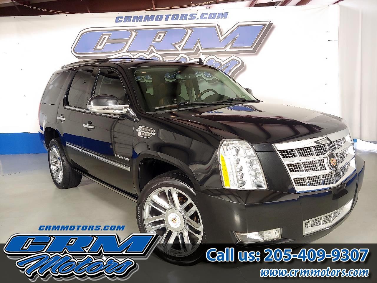 2013 Cadillac Escalade AWD 4dr Platinum Edition