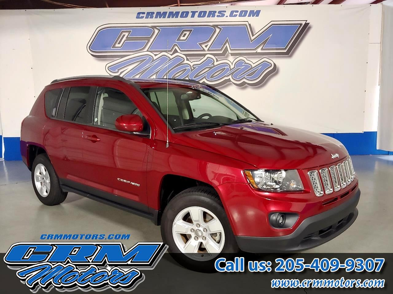 Jeep Compass Latitude FWD *Ltd Avail* 2017