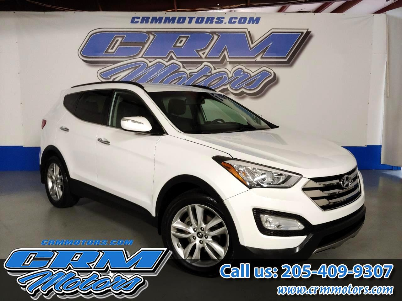 Used 2013 Hyundai Santa Fe Awd 4dr 2 0t Sport For Sale In