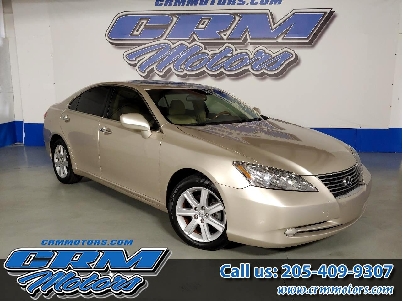 2007 Lexus ES 350 4DR SEDAN LUXURY W/ULTRA PACKAGE!