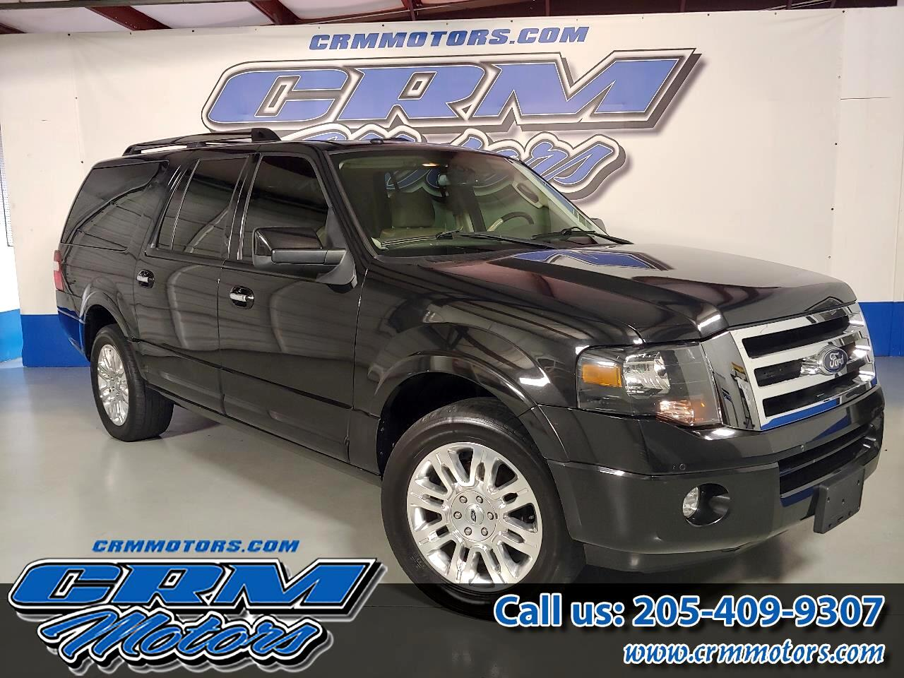 Ford Expedition EL 2WD 4dr Limited 2013