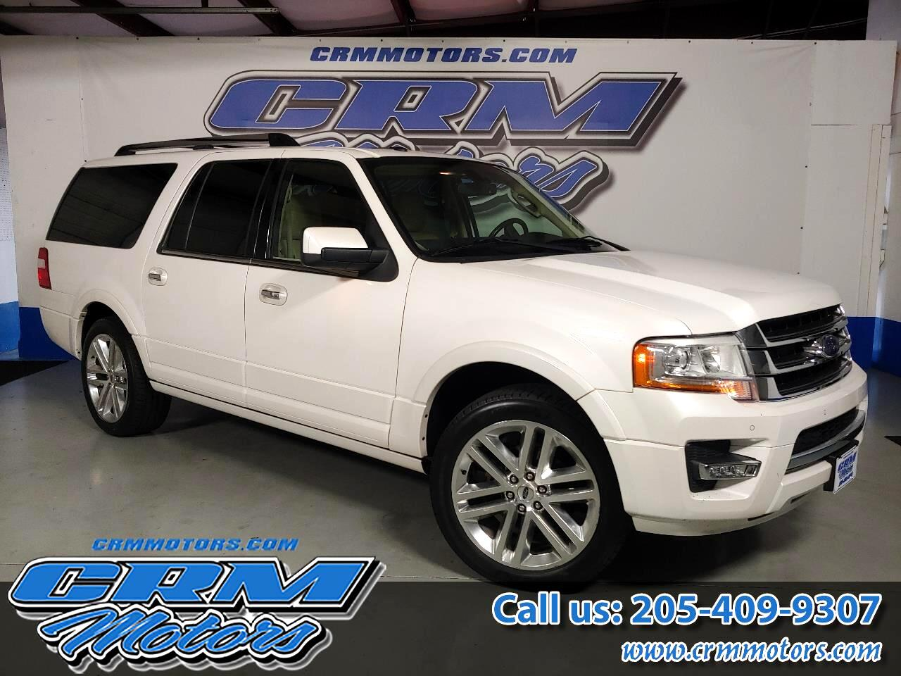 Ford Expedition EL 2WD 4dr Limited 2015