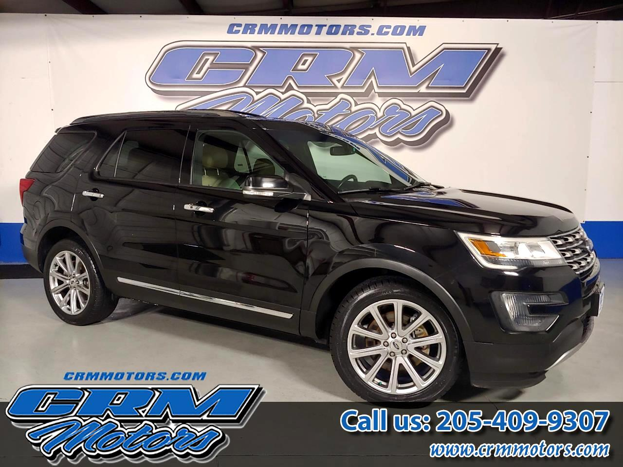 Ford Explorer FWD 4dr Limited 2016