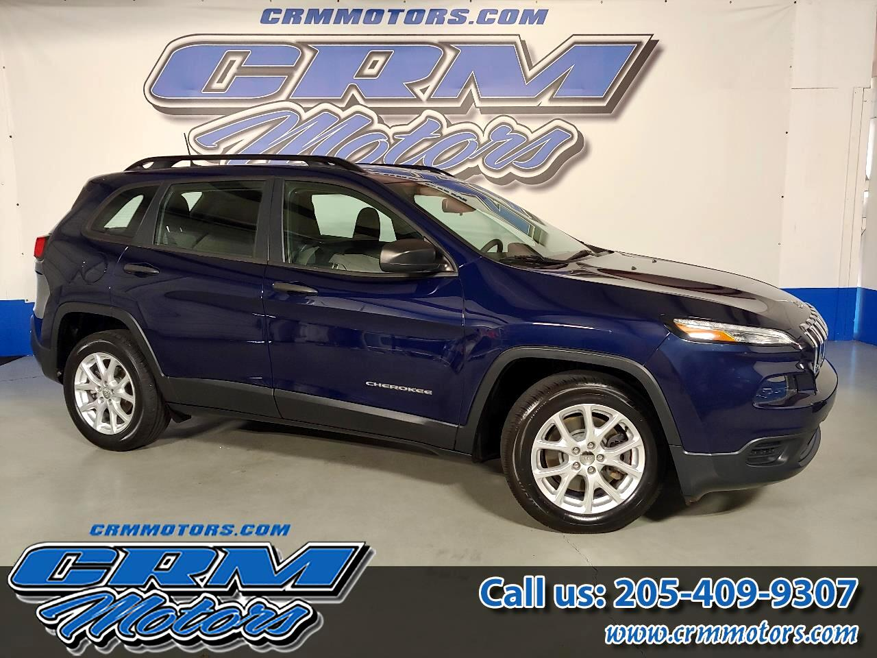 Jeep Cherokee FWD 4dr Sport 2016