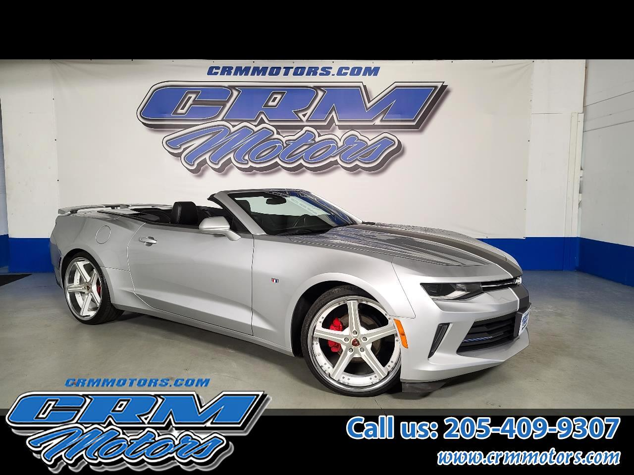 Chevrolet Camaro 2dr Convertible RS 2017