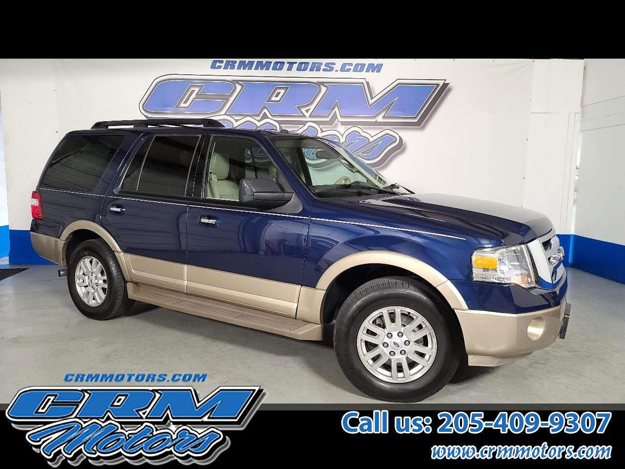 Ford Expedition 4dr XLT 2012