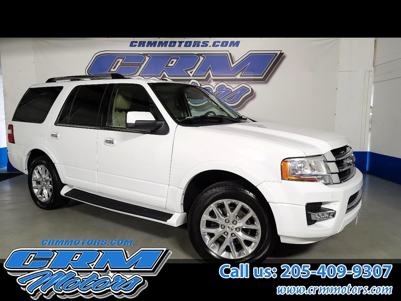 Ford Expedition Limited 4x2 2017