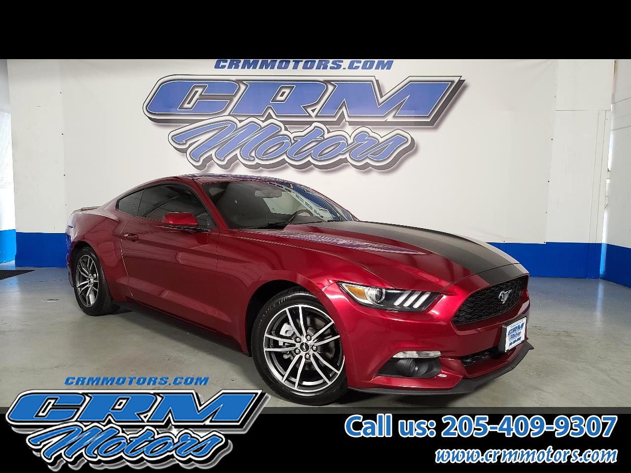 Ford Mustang Eco Premium 2D Coupe 2017