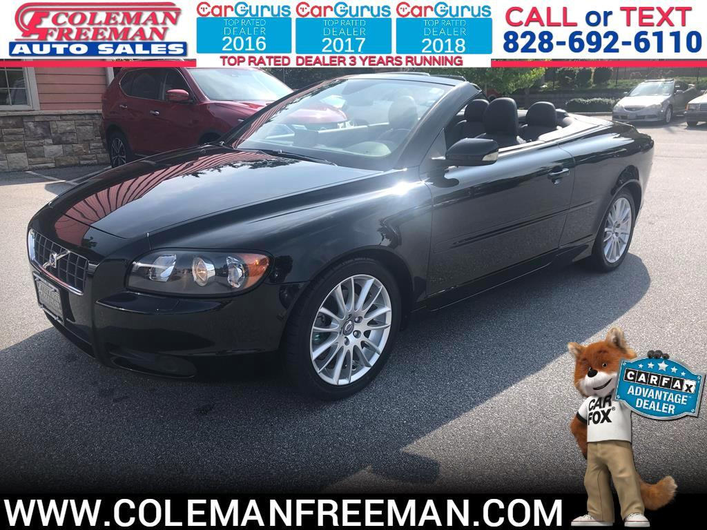 2007 Volvo C70 2dr Conv AT