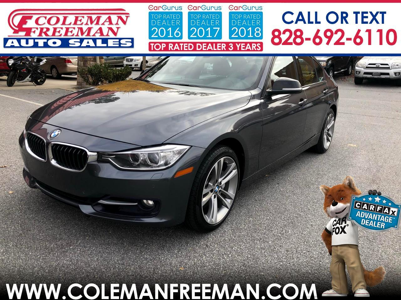 2013 BMW 3 Series 4dr Sdn 335i xDrive AWD