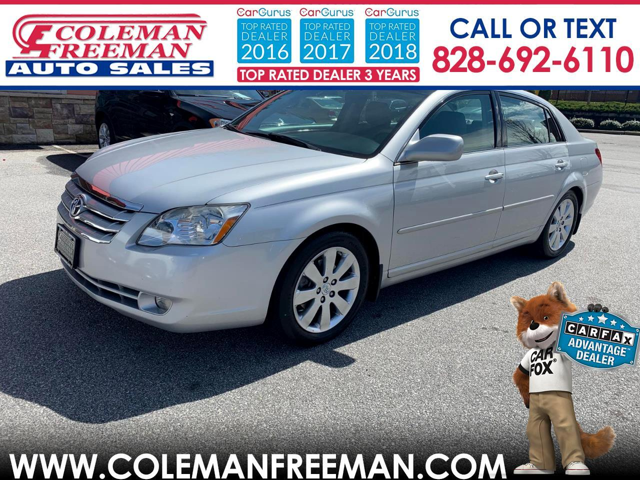 2007 Toyota Avalon 4dr Sdn XLS (Natl)