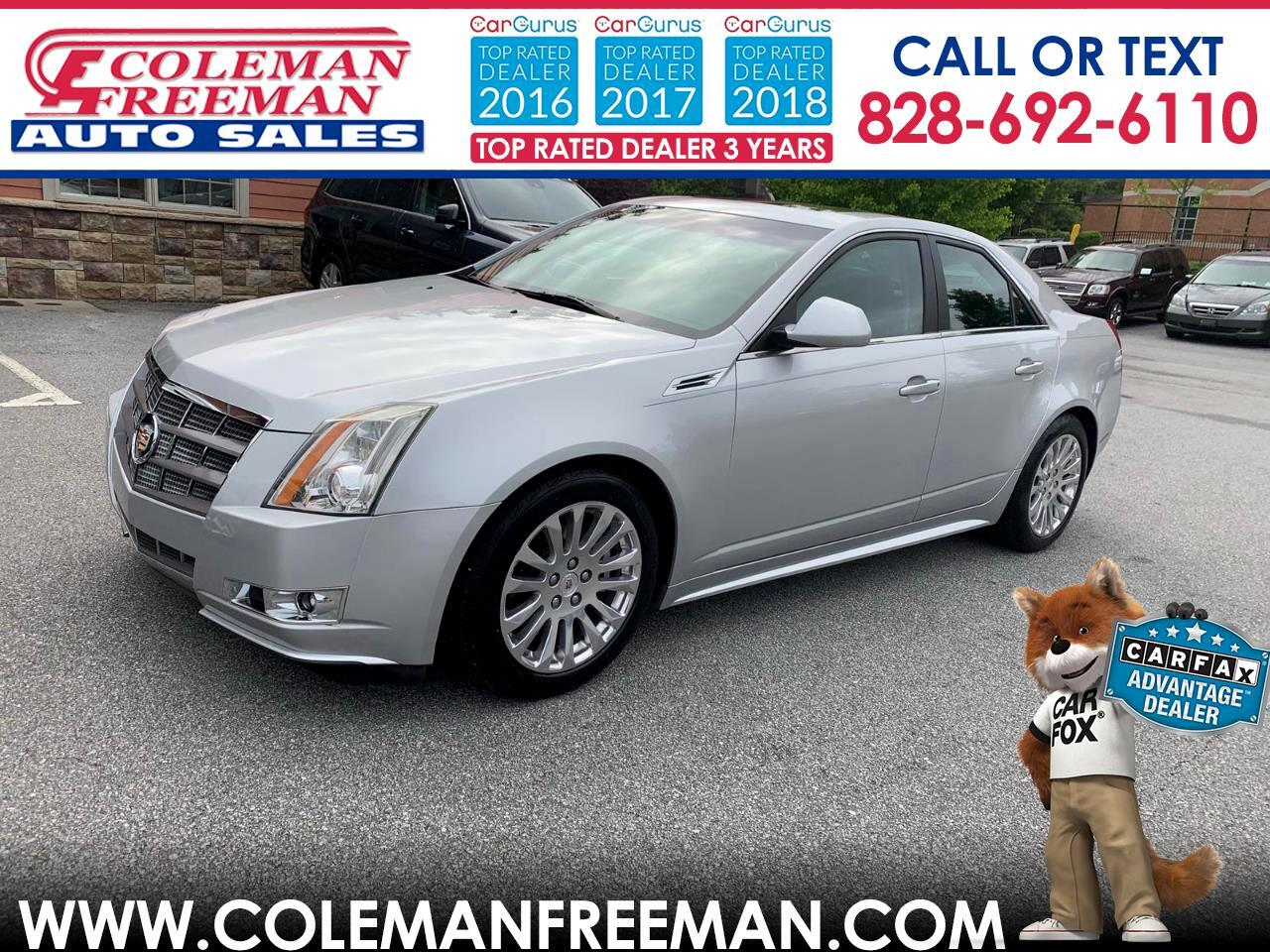 2010 Cadillac CTS Sedan 4dr Sdn 3.6L Performance RWD