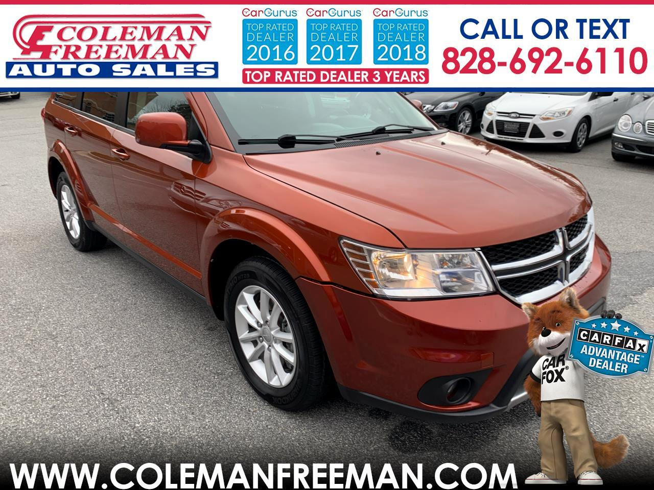 Dodge Journey AWD 4dr SXT 2014
