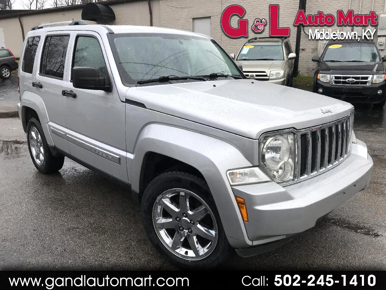 2010 Jeep Liberty 4WD 4dr Limited