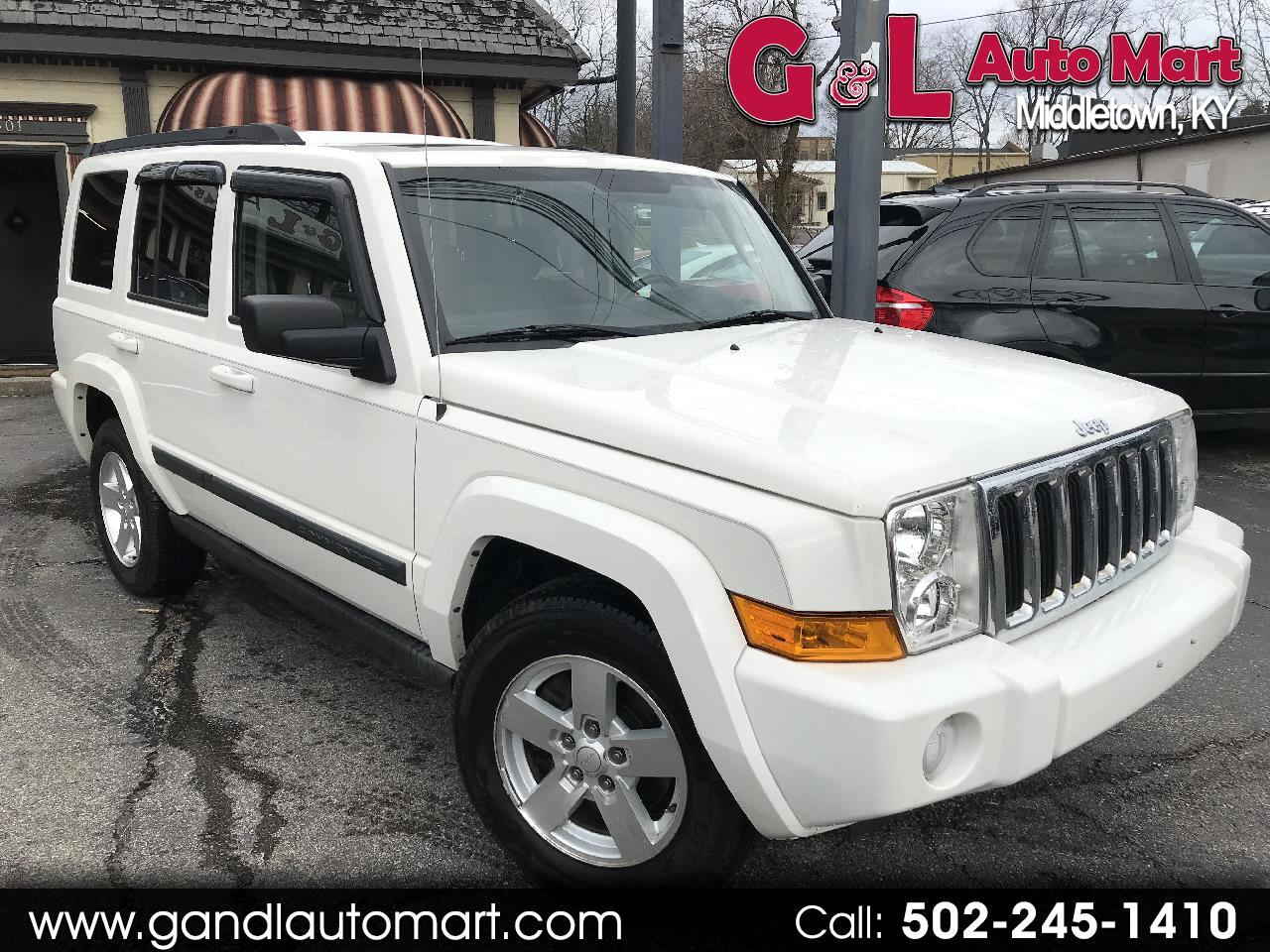 2007 Jeep Commander 4WD 4dr Sport