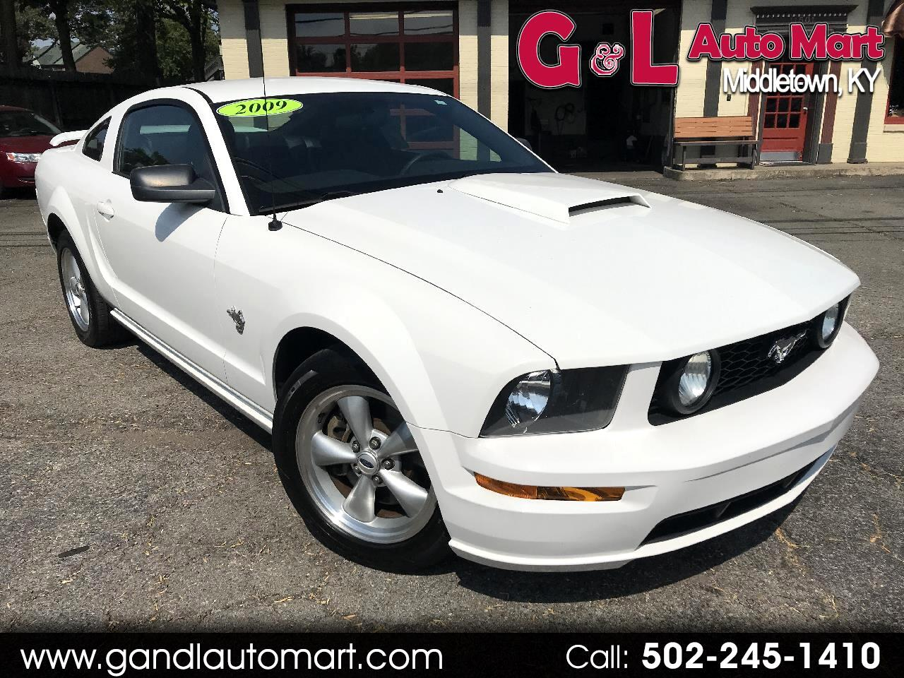 2009 Ford Mustang 2dr Cpe GT Premium