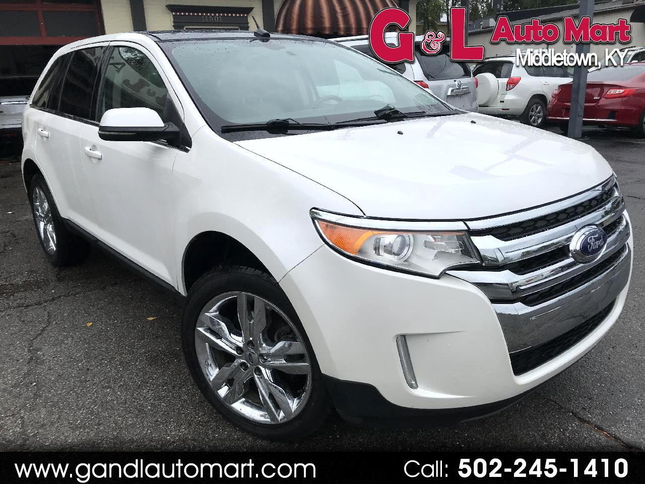 2012 Ford Edge 4dr Limited AWD