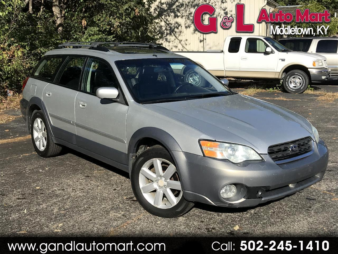 2007 Subaru Legacy Wagon 4dr H4 AT Outback Ltd