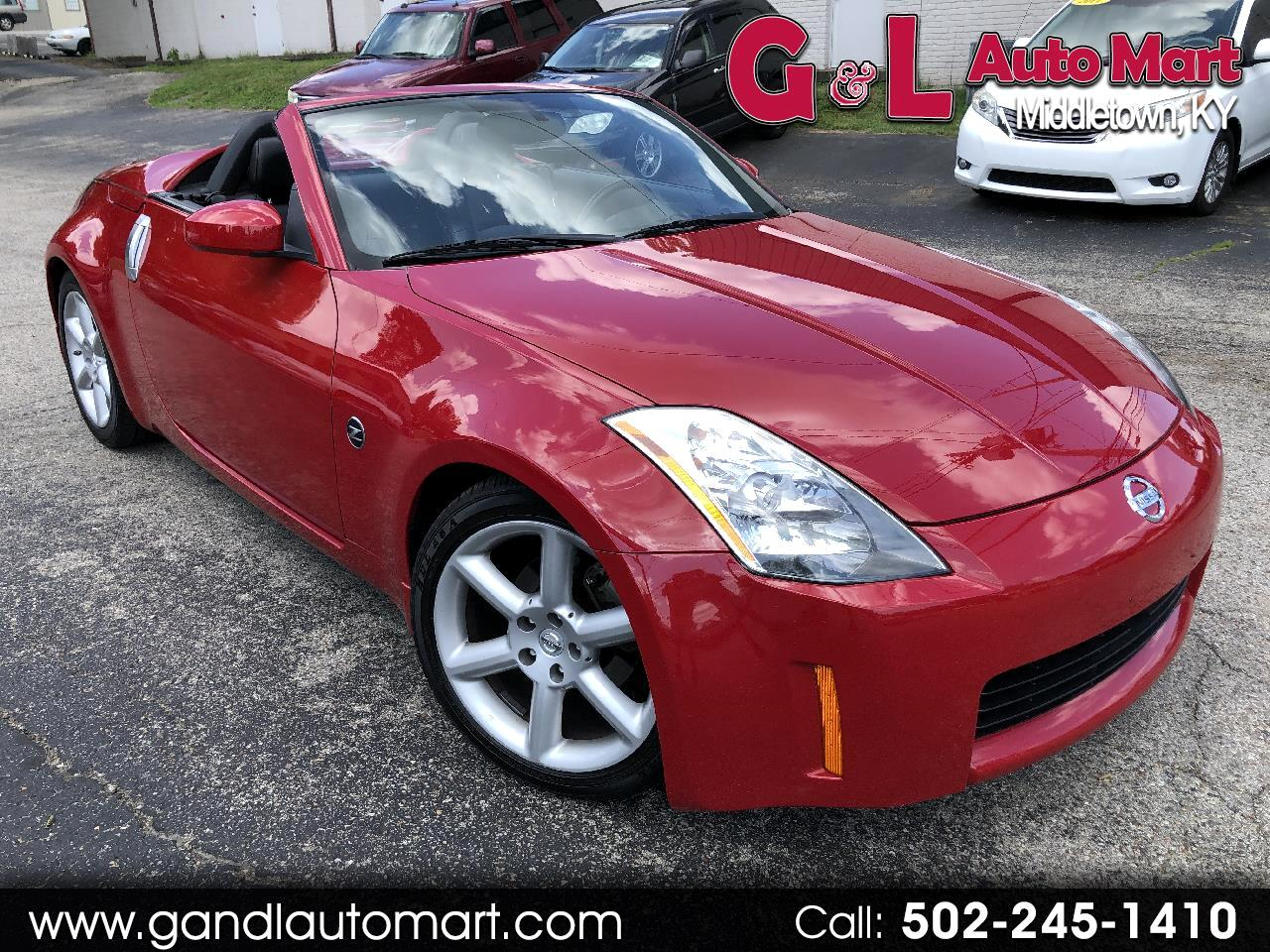 Nissan 350Z 2dr Roadster Touring Auto 2005
