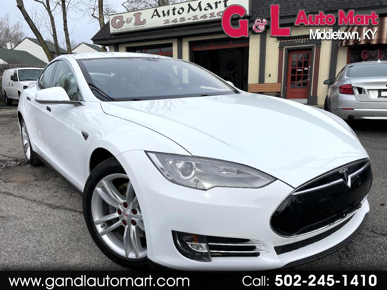 Tesla Model S 4dr Sdn 2013