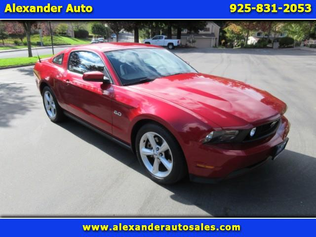 2011 Ford Mustang GT Coupe Premium