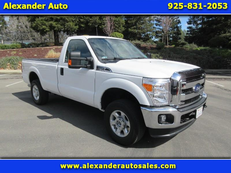 2016 Ford F-250 SD XLT 4WD