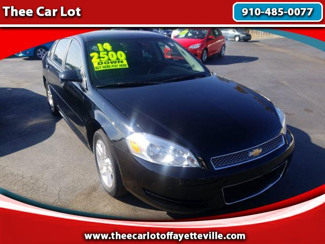 2014 Chevrolet Impala Limited LT Sedan 4D