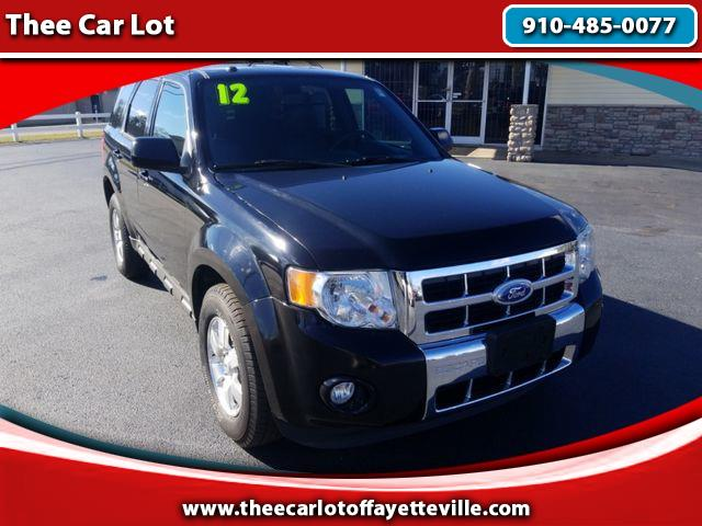 2012 Ford Escape Limited Sport Utility 4D