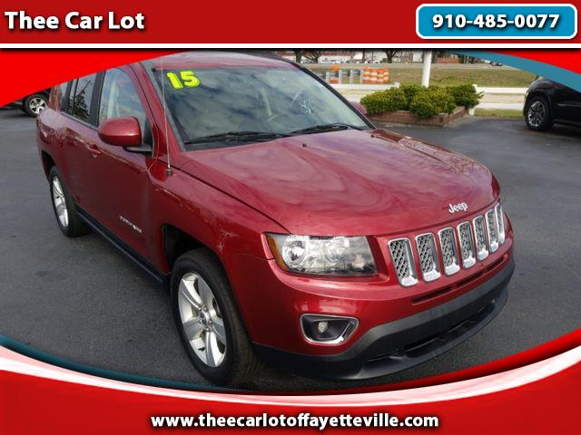 2015 Jeep Compass High Altitude Edition Sport Utility 4D