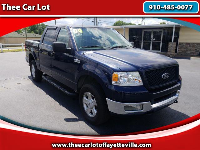 2004 Ford F-150 XLT Pickup 4D 5 1/2 ft